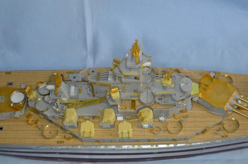 ABSD ARTISAN et USS MASSACHUSETTS BB-59 au 1/350 - Page 6 U3WmzZ