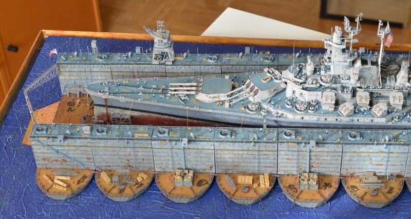 ABSD ARTISAN et USS MASSACHUSETTS BB-59 au 1/350 - Page 14 Q2rsn9