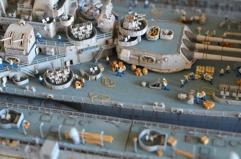 ABSD ARTISAN et USS MASSACHUSETTS BB-59 au 1/350 - Page 13 GgRFsA