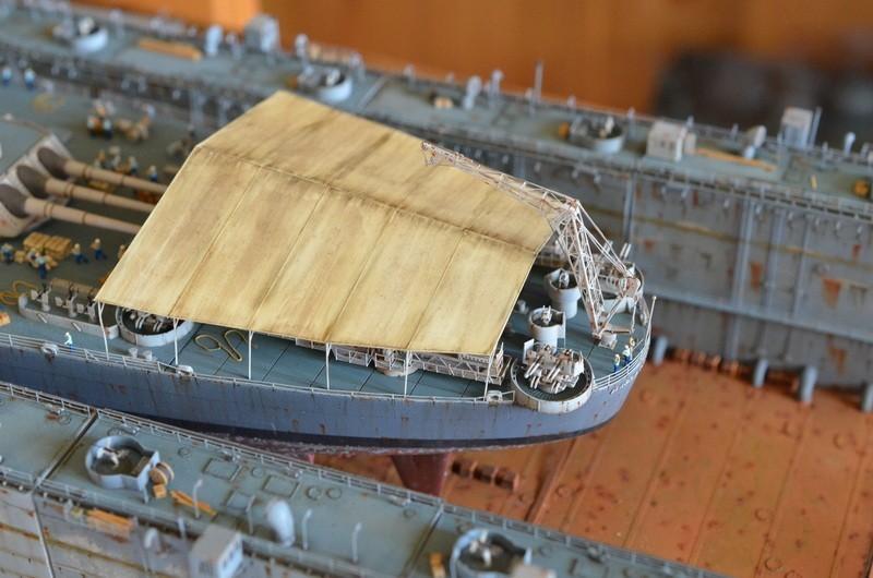 ABSD ARTISAN et USS MASSACHUSETTS BB-59 au 1/350 - Page 13 ISqUBz