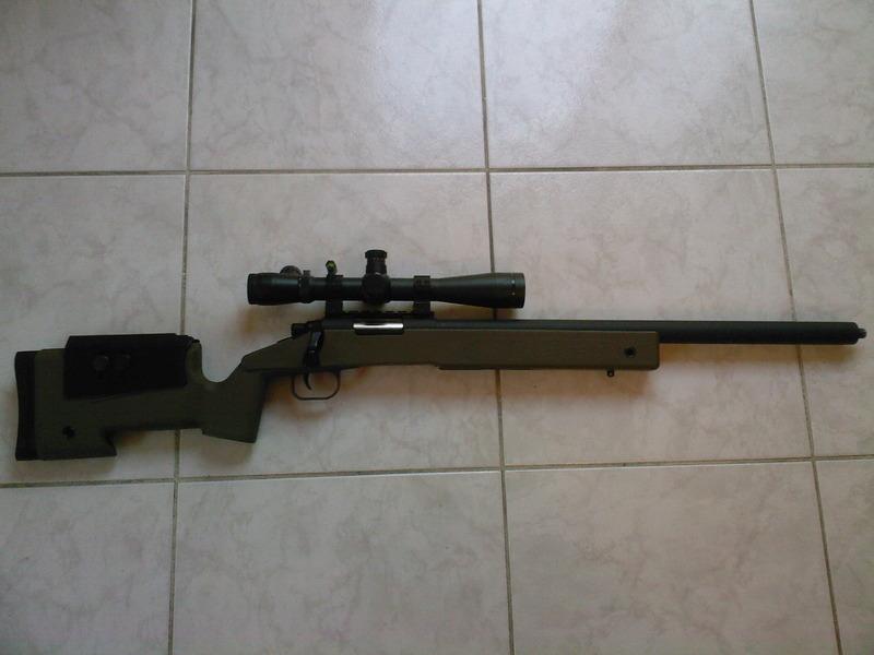 Crosse M40 A3 pour VSR / BAR 10 par Modelwork. JtBEbj