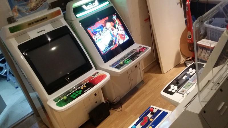 WIP: La Gameroom de Xingothx WAitIL