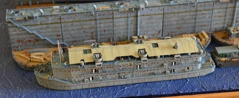 ABSD ARTISAN et USS MASSACHUSETTS BB-59 au 1/350 - Page 13 WXB482