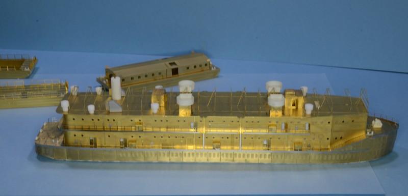 ABSD ARTISAN et USS MASSACHUSETTS BB-59 au 1/350 - Page 6 1S6prx