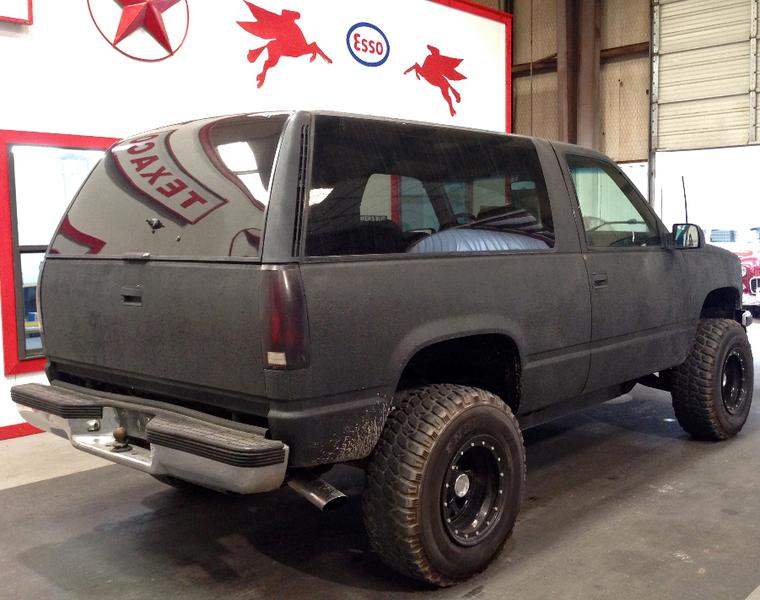 ... (US) 1993 Chevrolet Blazer ... Ace2ca