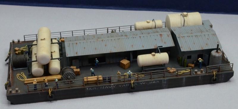 ABSD ARTISAN et USS MASSACHUSETTS BB-59 au 1/350 - Page 12 8jipBE