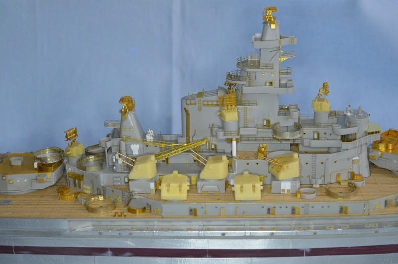 ABSD ARTISAN et USS MASSACHUSETTS BB-59 au 1/350 - Page 6 PDduAm