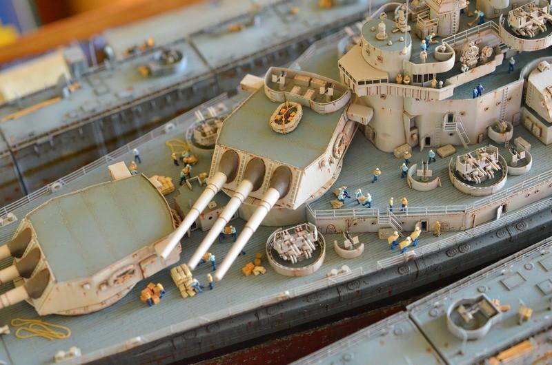 ABSD ARTISAN et USS MASSACHUSETTS BB-59 au 1/350 - Page 13 TLeNfU