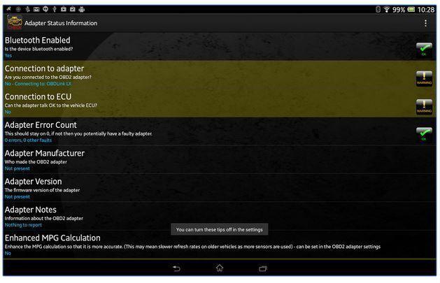App Android Torque pro (diagnosis básica e información de tu vehículo) I82i8i