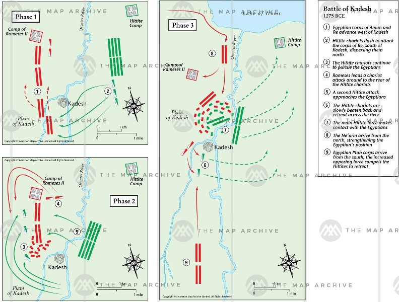 Bataille de Qadesh 5dAI9F