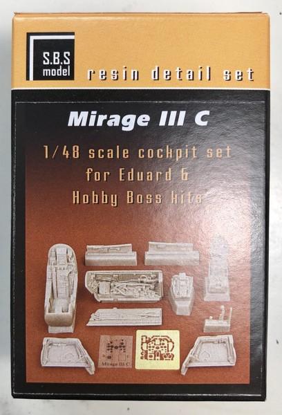 MIRAGE IIIC EDUARD 1/48 84iSfD