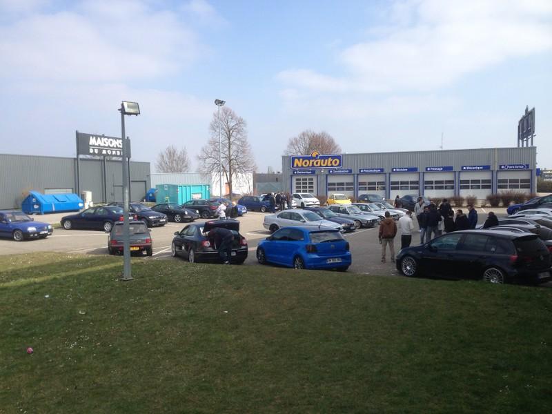 Ici le CR et les photos du  Rassemblement Passion Automobile Alsace ce dimanche matin 20 mars à Vendenheim FNNRR1