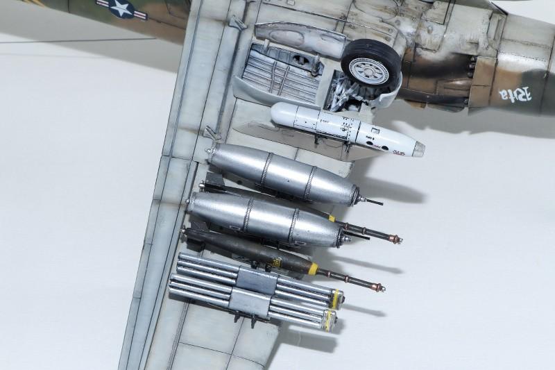 SKYRAIDER A1H 1/48 MONOGRAM - Page 3 McuidS