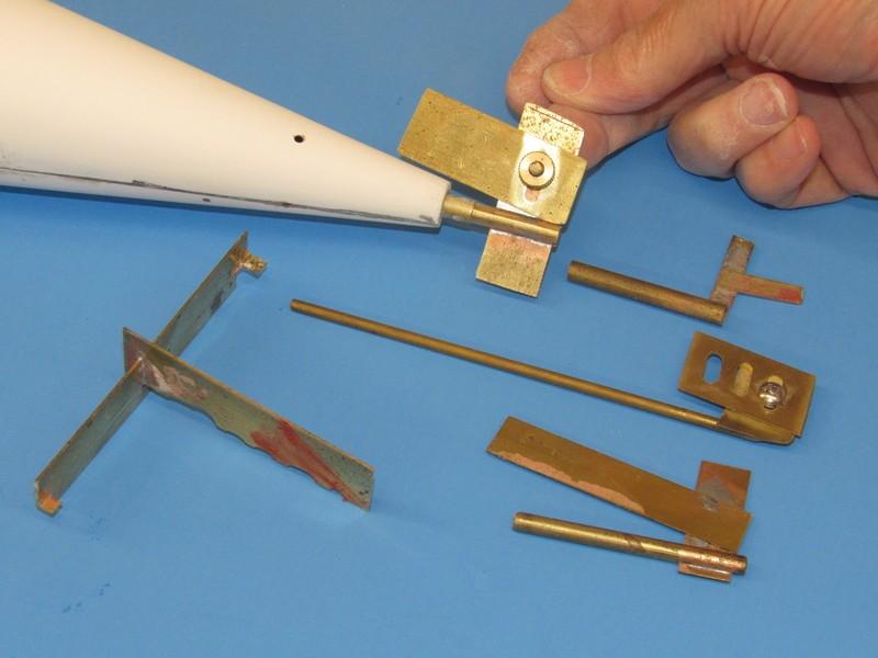 upgrading the SSY 1/96 ALFA kit TO4Xp2