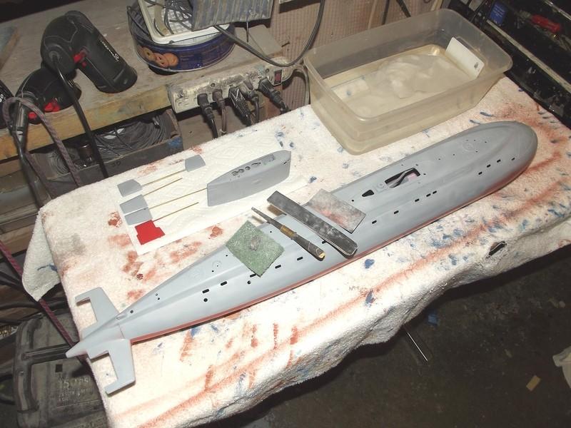 assembling the SWM 1/96 KILO ZgnxVR