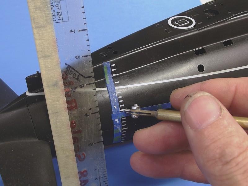 assembling the SWM 1/96 KILO A36D0q