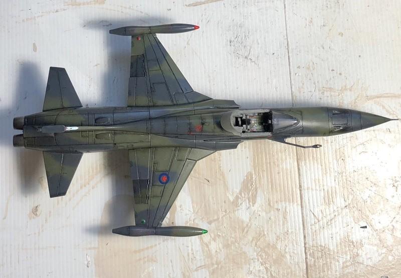 tiger - CF-5A TIGER HOBBIES 1/48 HPMmtd