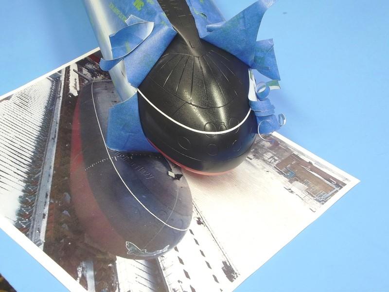 assembling the SWM 1/96 KILO JjEV4H