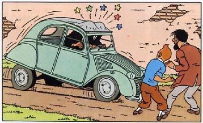 La collection Tintin au 1/24 . - Page 5 LrYujm