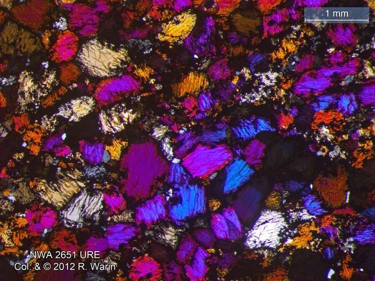 Uréilite (NWA 11032) URvt70