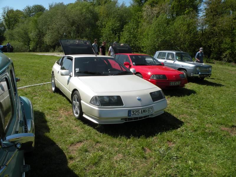Ici le CR et les photos du  7ème Salon Auto à Lemberg 57620 du 8.05. 2016 WRLeIN