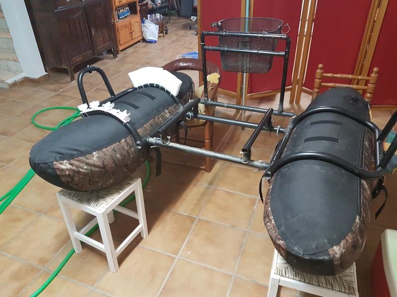 BRICO - Asiento para Pato-Catamarán Hart 3xqVaG