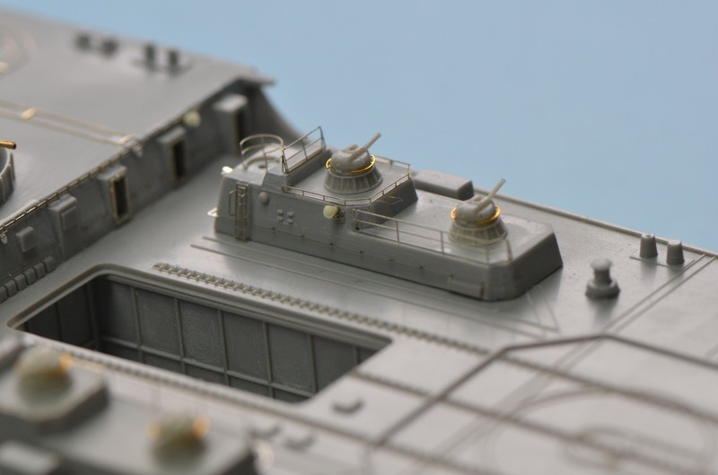 Diorama Class KIROV et Class SLAVA au 1/350 – Kit Trumpeter  5rqr8c