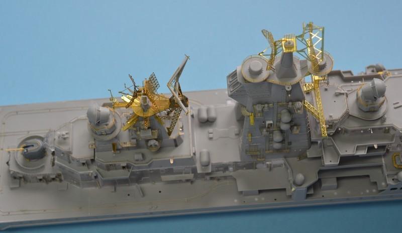 Diorama Class KIROV et Class SLAVA au 1/350 – Kit Trumpeter  5wtOfE