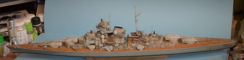 Grande grue 250 t port de Hambourg et Bismarck Revell au 1/350 - Page 9 9TsjXy