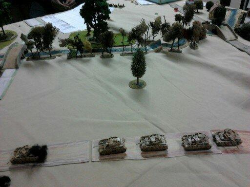 Rapport de combat : La 21ème panzer contre-attaque FR7Jio