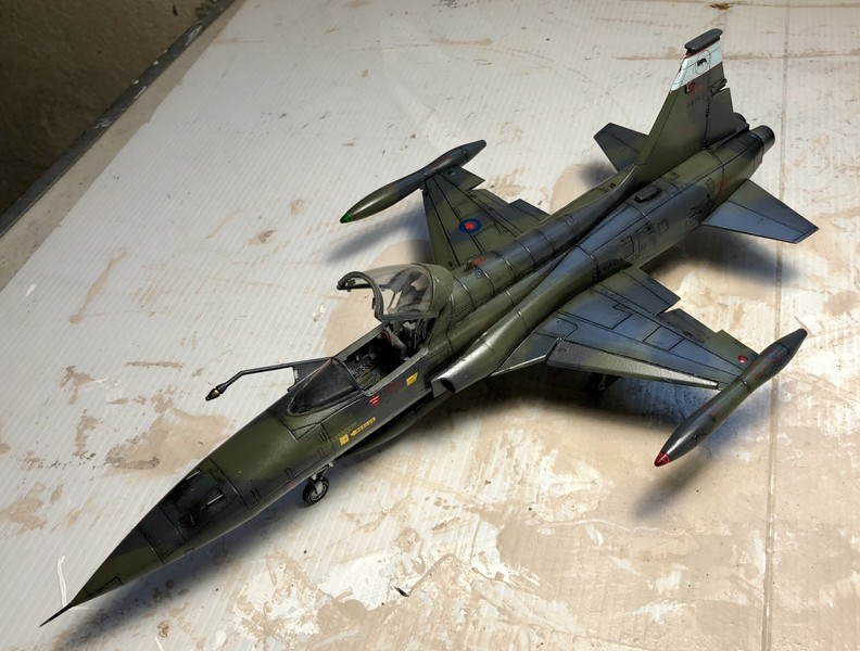 tiger - CF-5A TIGER HOBBIES 1/48 G503a1