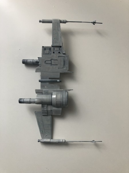 X-WING REVELL EASY KIT H2GeXY