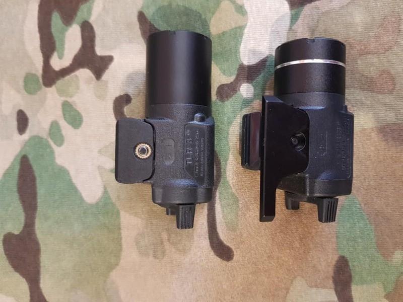Fma Tb 622 Copie Streamlight Tlr-3, Lampe pour PA J0Je2u