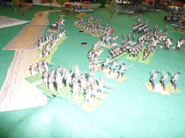 Rapport de la partie du 27 mai. Empire : campagne d'Autriche de 1809 LRylmf