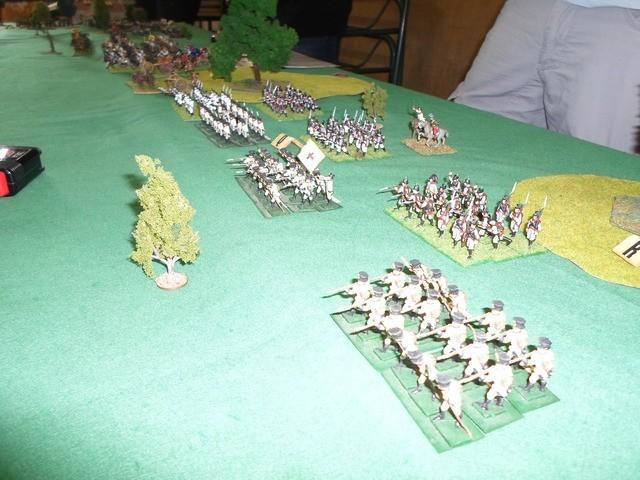 Rapport de la partie du 27 mai. Empire : campagne d'Autriche de 1809 LSsRhH
