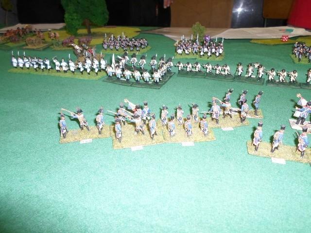 Rapport de la partie du 27 mai. Empire : campagne d'Autriche de 1809 Lt2rM8