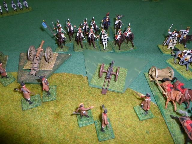 Rapport de la partie du 27 mai. Empire : campagne d'Autriche de 1809 O0KvIO
