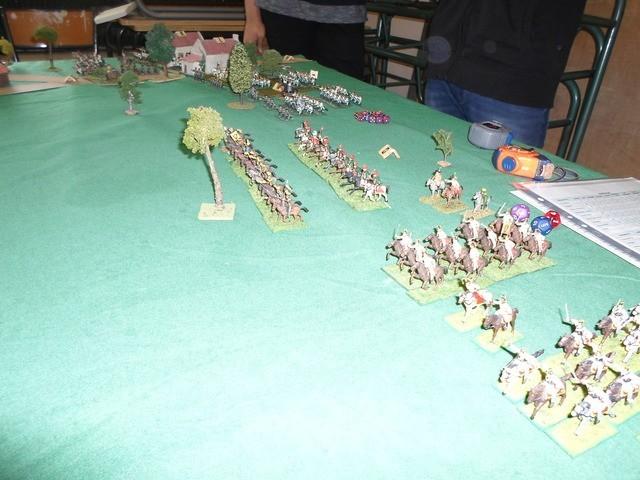 Rapport de la partie du 27 mai. Empire : campagne d'Autriche de 1809 Ro6O3T