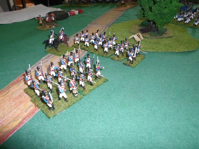 Rapport de la partie du 27 mai. Empire : campagne d'Autriche de 1809 VYZqNH