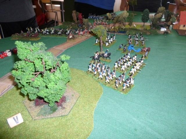 Rapport de la partie du 27 mai. Empire : campagne d'Autriche de 1809 YvIsDN