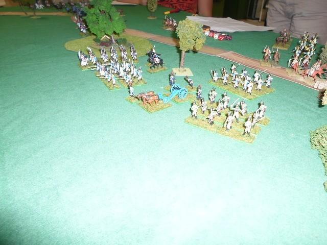 Rapport de la partie du 27 mai. Empire : campagne d'Autriche de 1809 ZcbvPL