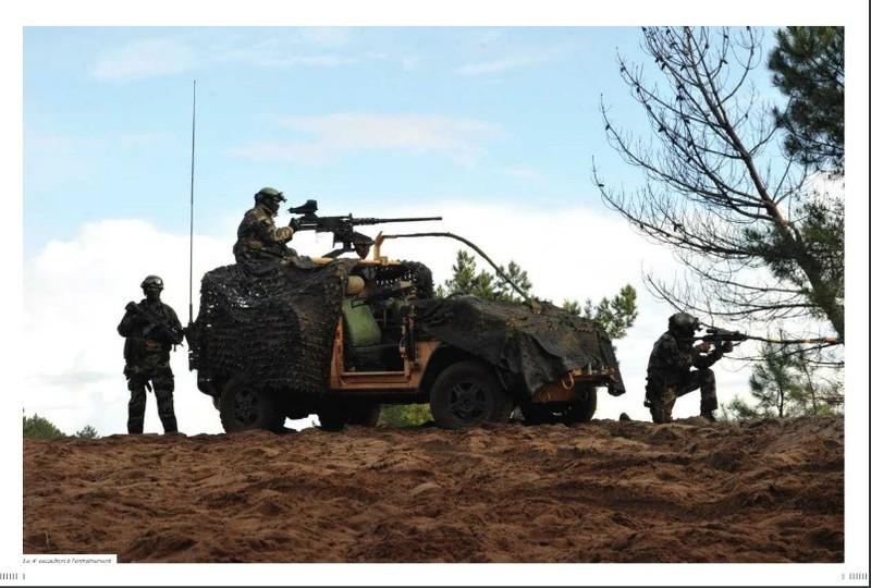 De la cavalerie aux forces spéciales - L'histoire du 13e RDP FtLgUg