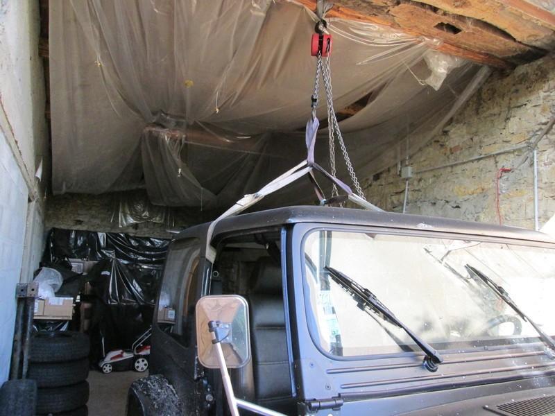 Qu'avez vous fait pour/avec/dans votre jeep aujourd'hui? GiNrgL