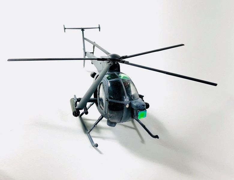 AH-6 ACADEMY 1/48 Double montage JVwhQH
