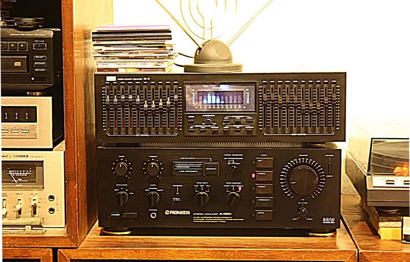 Pioneer A88X y Sansui SE 8 KiK2fF
