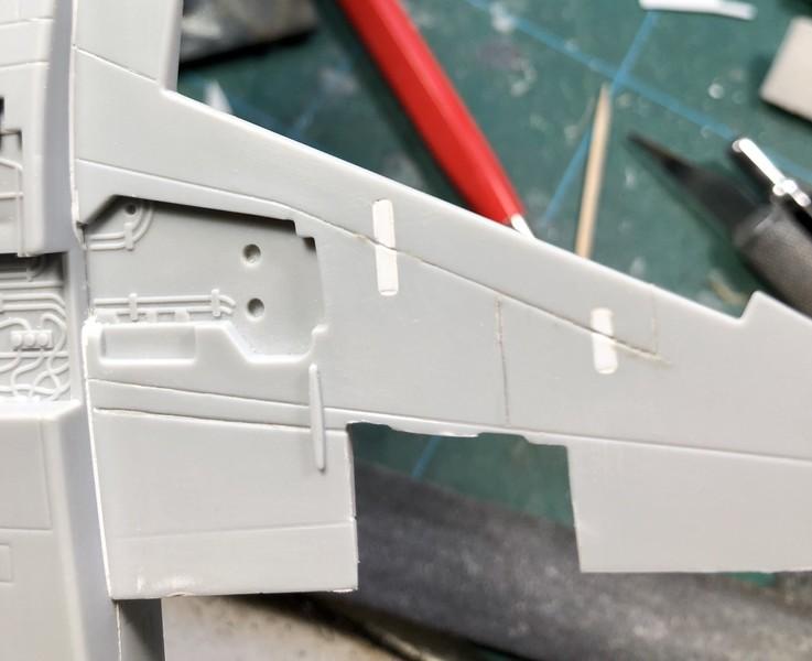 tiger - CF-5A TIGER HOBBIES 1/48 LIvATJ