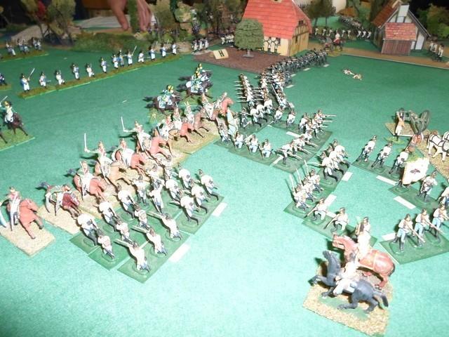 Rapport de la partie du 27 mai. Empire : campagne d'Autriche de 1809 MCGudD