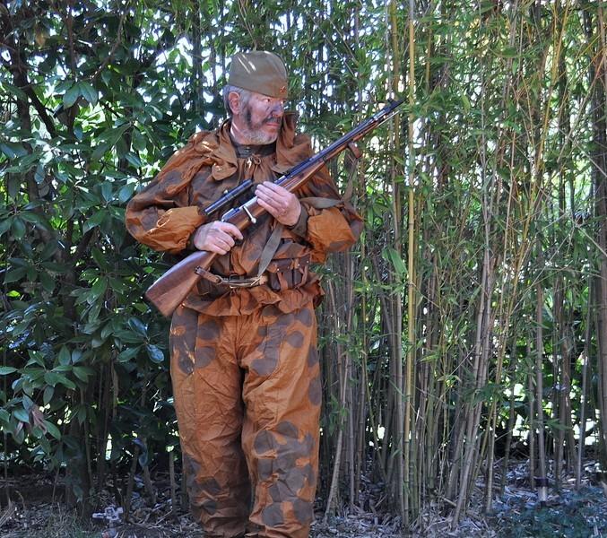 Tenue 3: Soldat russe (WW2) OMp2aS