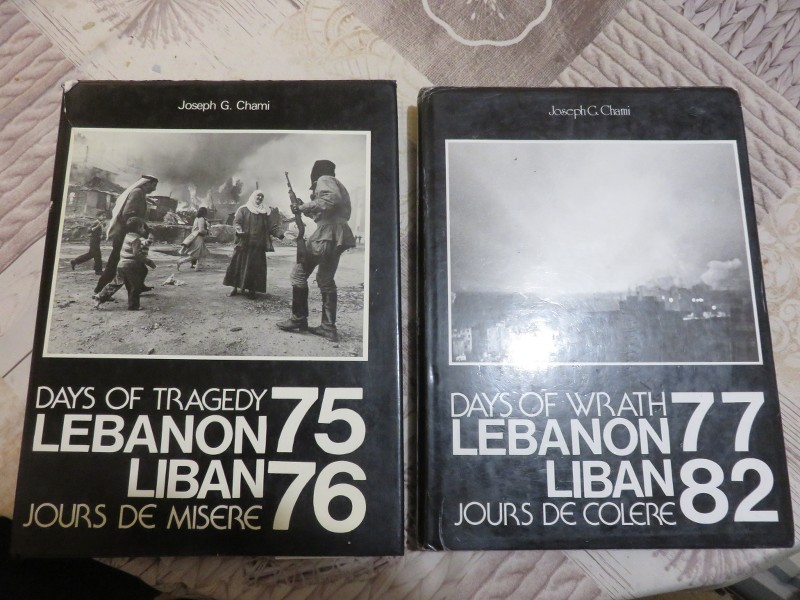 LIBAN de Joseph G. Chami  OdemnC