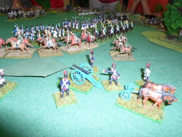 Rapport de la partie du 27 mai. Empire : campagne d'Autriche de 1809 Q4aPML